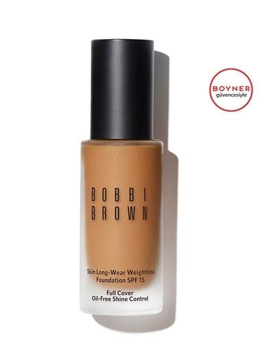 Bobbi Brown Bobbi Brown Skin Long-Wear Weightless Foundation SPF 15- Honey 30 ml Fondöten Renksiz